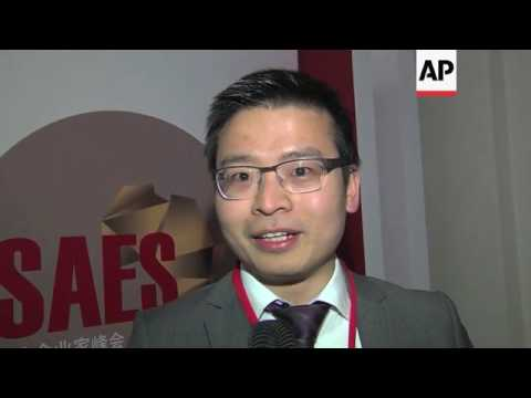 Chinese And African Business Leaders Meet For Trade Summit