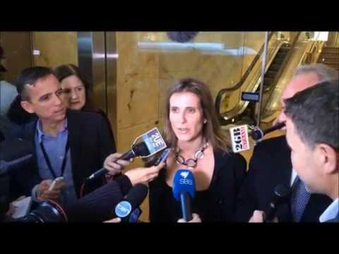 Kathy Jackson Interview about her day with the Royal Commission