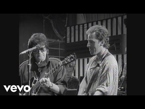 Roy Orbison - Behind The Scenes of Black & White Night 30