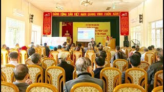 Lấy ý kiến Quy hoạch tỷ lệ 1/2.000 Khu đô thị phường Vàng Danh