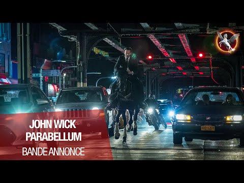 JOHN WICK PARABELLUM - Bande Annonce VOST