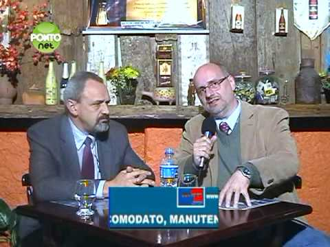 Entrevista com Vanderlei Luiz Cappellari, Secretrio Municipal da Mobilidade Urbana e Diretor Presidente da EPTC.  Bloco 1