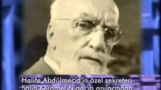 SON OSMANLILAR BELGESELİ 2.BÖLÜM '' Hilâfetin Ölümü '' ( Murat Bardakçı )