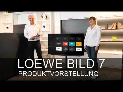 Loewe Bild 7 OLED UHD TV 4K - Produktvorstellung - Thomas Electronic Online Shop - Bild7