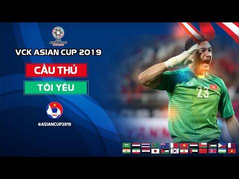 Phong độ đỉnh cao của Đặng Văn Lâm tại Asian Cup 2019