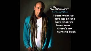 Rasun-'No Turning Back' Lyric Video