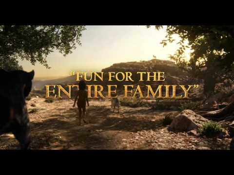 The Jungle Book The Jungle Book (TV Spot 'Fun for the Entire Family')