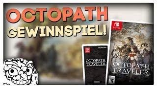 Ihr könnt Octopath Traveler gewinnen! :)