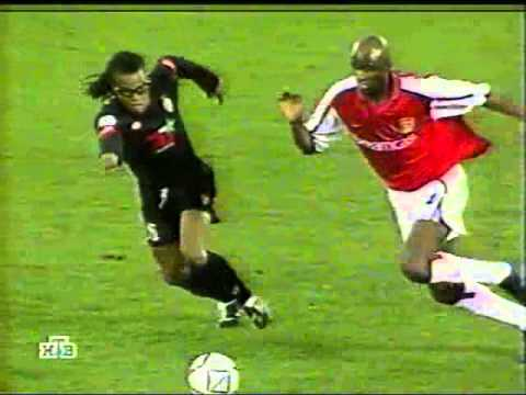 Juventus Vs. Arsenal 20.03.2002 Champions League 2001-2002