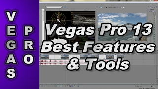 Sony Vegas Pro 13 video review