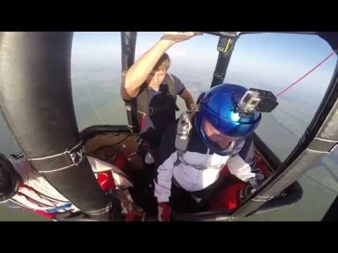 Прыжок с воздушного шара
