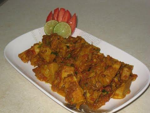 Young jackfruit / Kathal curry recipe