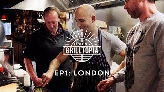 Hellmann's 'Finding Grilltopia' – Ep1: The Unadventurous Farmer by DJ BBQ
