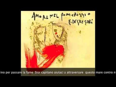 , title : 'Francesco de Gregori - NATALE DI SECONDA MANO'