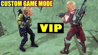 In this game mode both teams have one VIP that the teams must protect at all cost. If VIP dies, the team loses and game starts again.Rules:Players: minimum 8 (the more, the better)Game mode: Clash or Inferno ClashTime: ~10min)Points: ~10.000Light: EnabledCustom rules: VIP can only use sidearm as weapon. VIP will be the highest lvl. Other players have to drop their light level 50 levels under the VIPs (if VIP is 400, players will be 350 or less, choose by yourself). I recommend turning off special and heavy weapons. I would also advice not to use supers in small maps.Thanks for watching!Video made in humorous manner. If you get offended, please close your eyes and ears and press shutdown button for ~8 seconds.-FOLLOW ME-Subscribe my channel for more: http://www.youtube.com/t0nin0tFacebook: https://www.facebook.com/t0nin0tTwitter: https://www.twitter.com/t0nin0tTwitch: https://www.twitch.tv/t0nin0tDonate: https://www.twitchalerts.com/donate/t0nin0tApply for youtube partneship with Fullscreen: http://full.sc/1mehaJoMusics:ES_Elysium 3 - Johannes BornlöfES_Armed And Ready 2 - Fredrik Ekstrom