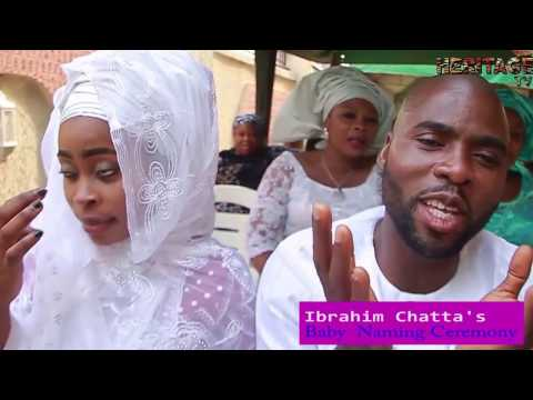 Ibrahim Chatta welcomes new baby