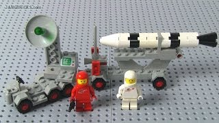 Video 1979 LEGO Mobile Rocket Launcher set #462 reviewed! Classic space! MP3, 3GP, MP4, WEBM, AVI, FLV Oktober 2018
