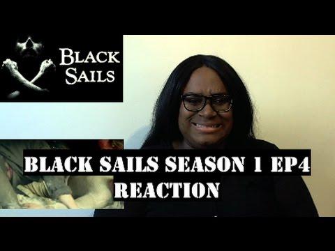 Black Sails S1 Ep 4 - REACTION