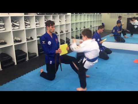 WA Institute of Martial Arts - Freestyle Kids and Teens Highlights
