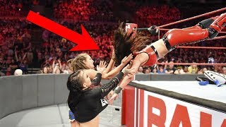 Video 10 Embarrassing WWE Bloopers/Mistakes That Actually Aired In 2018 MP3, 3GP, MP4, WEBM, AVI, FLV Desember 2018