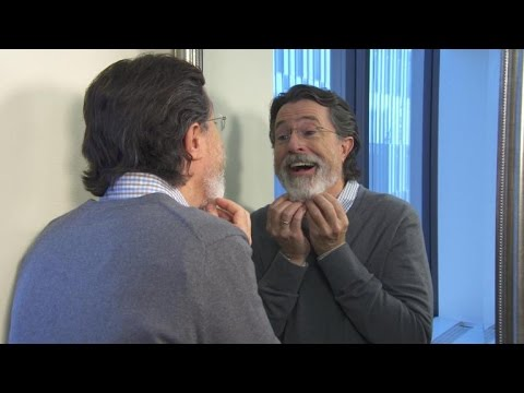 The Late Show with Stephen Colbert Promo 'The Colbeard'