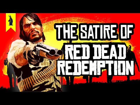 Was Civilization Worth It? –The Satire of Red Dead Redemption – Wisecrack Edition