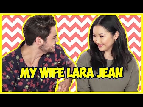 'To All The Boys I've Loved Before' Cast - FUNNY MOMENTS ON THE SET