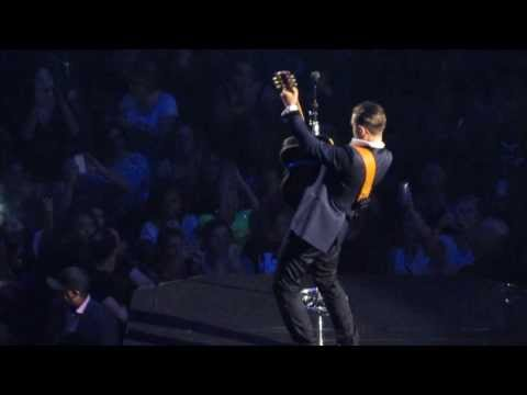Justin Timberlake – Toast, Heartbreak Hotel Elvis / The 20/20 Experience Tour / 11/7/13 Hartford HQ