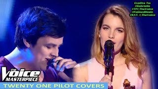 Video TWENTY ONE PILOTS SONG COVERS IN THE VOICE MP3, 3GP, MP4, WEBM, AVI, FLV Oktober 2018