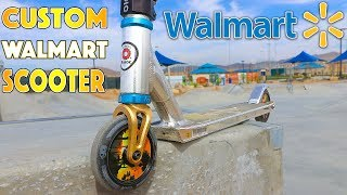 Video CUSTOMIZING WALMART SCOOTER INTO A PRO SCOOTER MP3, 3GP, MP4, WEBM, AVI, FLV Maret 2019