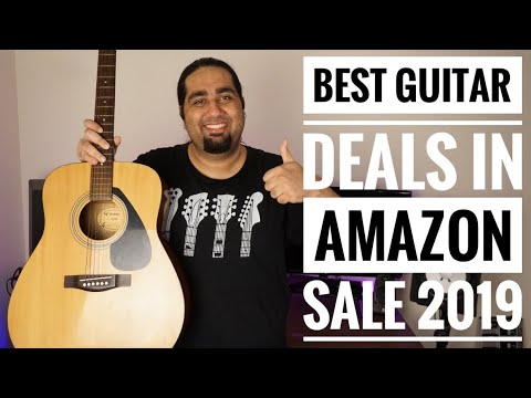 Best Guitar deals in Amazon Great Indian Festival Sale 2019