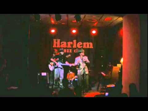 Boom Boom – David Hawkins at the Harlem Jazz Club Barcelona, Spain
