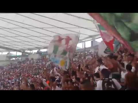 Final do jogo festa da torcida (Fluminense 2x1 Atlético-PR) 25/10/2014 - Movimento Popular Legião Tricolor - Fluminense