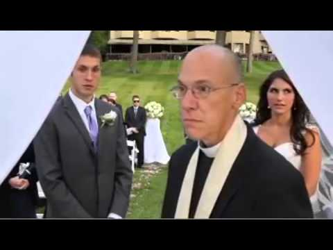 Priest Ruins Couples Wedding