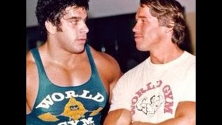 Nonton Pumping Iron  Arnold Schwarzenegger Vs  Lou Ferrigno   Hulk     Film Subtitle Indonesia Streaming Movie Download