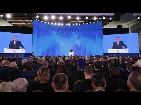 Πούτιν: Η Ρωσία ανέπτυξε πυραυλικό σύστημα μοναδικό στον κόσμο