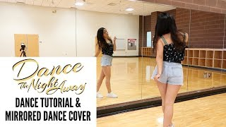 "TWICE(트와이스) ""Dance The Night Away"" Lisa Rhee Dance Tutorial"