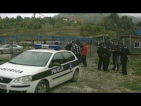 Βοσνία: Θανατηφόρα κατολίσθηση σε ορυχείο