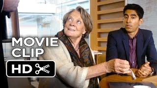 The Second Best Exotic Marigold Hotel Movie Clip   The Lawyer  2015    Maggie Smith Movie Hd