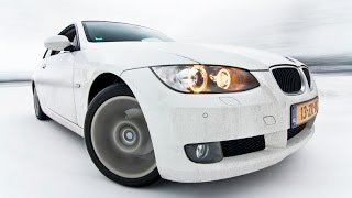 2009 BMW 320i Road Test Drive Review..