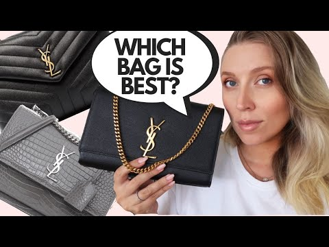 WHICH YSL BAG SHOULD YOU BUY? IS IT WORTH THE $$$!?! YSL KATE REVIEW | Margarita Nazarenko