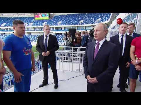 Что Путин думает о повышении пенсионного возраста - DomaVideo.Ru