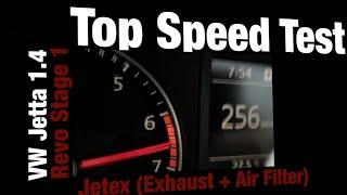 Lenggeng Malaysia  city photo : VW jetta 1.4tsi Top Speed (Malaysia) - 256km/h