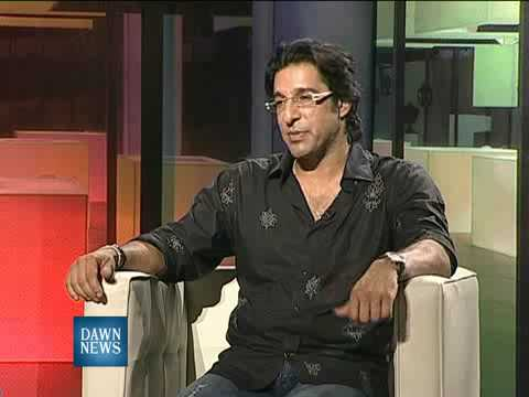 No Reservations - Wasim and Huma Akram - Part Three