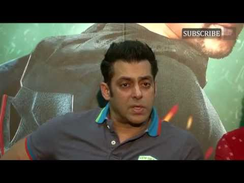 Interview with Salman Khan and Jacqueline Fernande