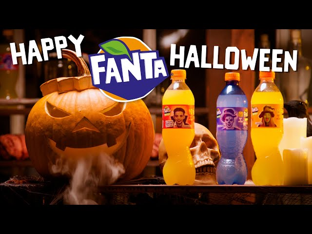 Happy Fanta Halloween