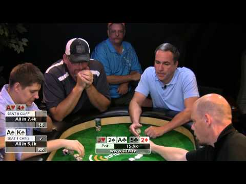 S5G4P2 CTB Chase The Bracelet   Poker Game Show by Poker On Air 8 20 15