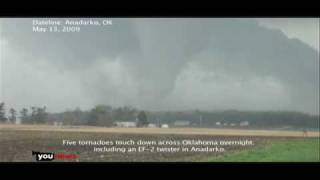 Anadarko (OK) United States  city photo : Tornado Interactive - Anadarko Oklahoma Tornado, May 2009