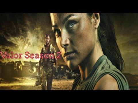 I Need CW To Make Valor Season 2!!!!!