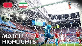 Video Morocco v IR Iran - 2018 FIFA World Cup Russia™ - MATCH 4 MP3, 3GP, MP4, WEBM, AVI, FLV Agustus 2018